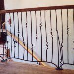 Cheshire Cafe Upstairs - Black Mountain Iron