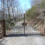 Clearview Gate - Black Mountain Iron