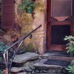 Exterior Porch Grove Park - Black Mountain Iron