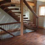 Snarl Staircase - Black Mountain Iron