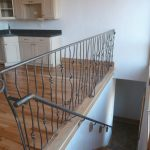 Upstairs Apartment - Black Mountain Iron