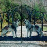 Wolf Gate - Black Mountain Iron